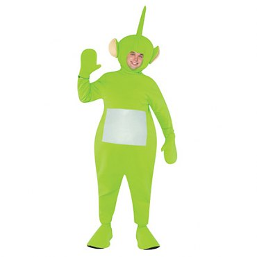 TeleTubbies - Dipsey Costume