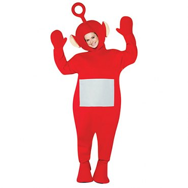 TeleTubbies - Po Costume