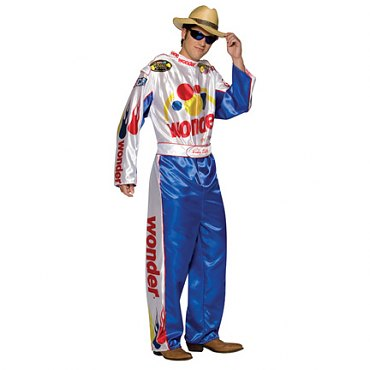 Talledega Nights Ricky Bobby Costume