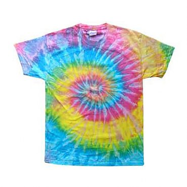 Saturn Tie-Dye T-Shirt