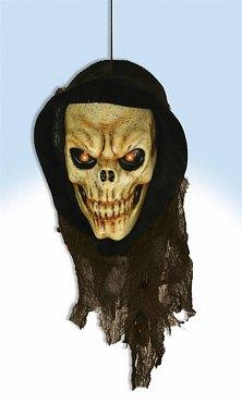 Light Up Reaper Head
