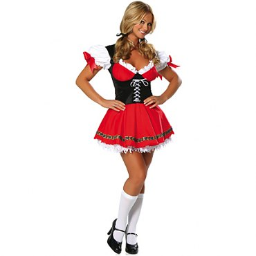 Hoffbrau Honey Costume