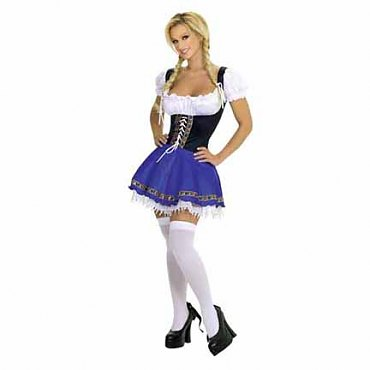 Sexy Serving Wench Costume