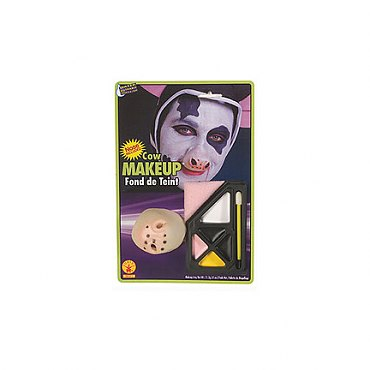 Cow Costume Makeup Kit