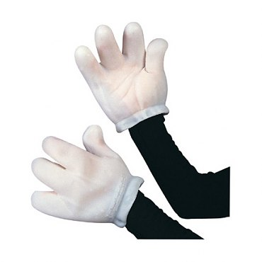 Vinyl Cartoon Animal Gloves