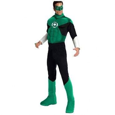Adult Green Lantern Costume