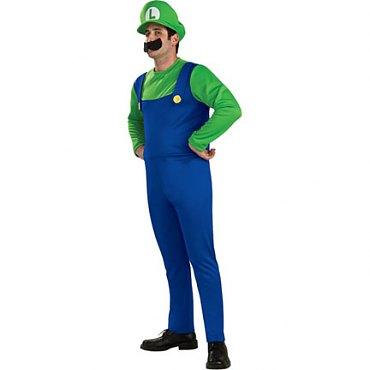 Adult Luigi Costume