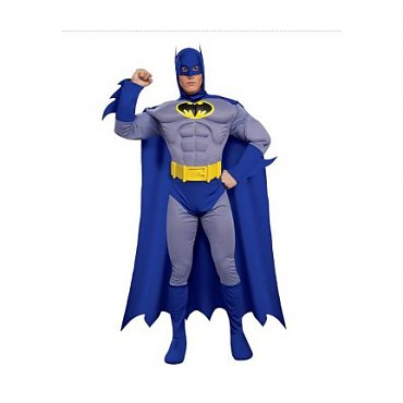 The Brave and the Bold Adult Batman Costume