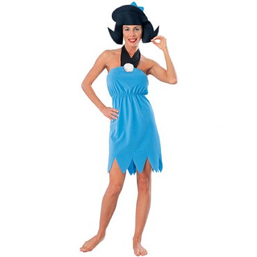 Flintstones Betty Rubble Costume
