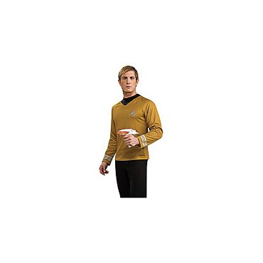 Star Trek Captain Kirk Costume Shirt