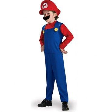 Child Mario Costume