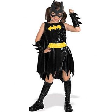 Deluxe Batgirl Child Costume