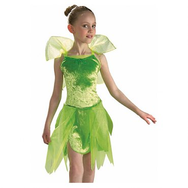 Childs Tinkerbell Costume