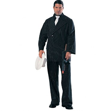 Deluxe Gangster Costume