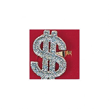 Dollar Sign Ring