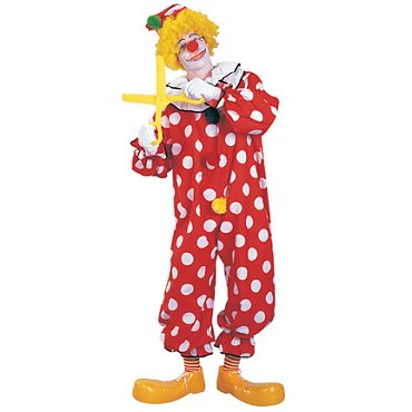 Dots the Clown Costume