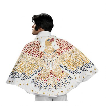Elvis Presley Cape