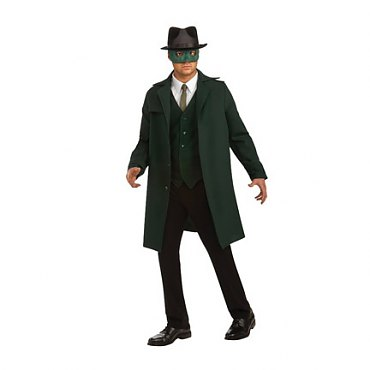 The Green Hornet Deluxe Green Hornet Adult Costume