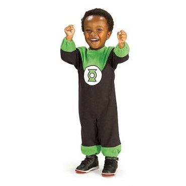 DC Comics Green Lantern Infant Costume