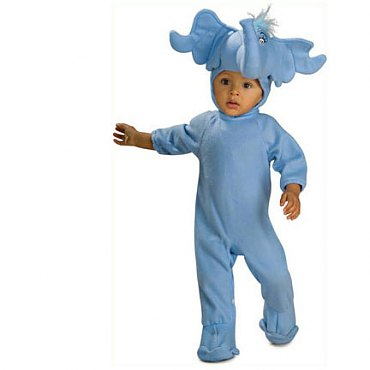Horton Hears A Who Baby Costume
