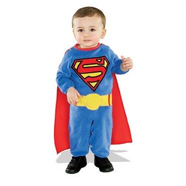 Superman Costume Toddler/Infant