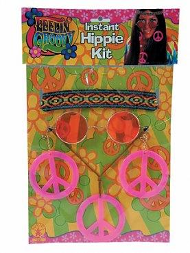 Feelin Groovy Female Hippie Kit