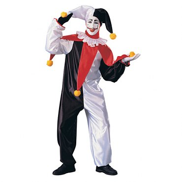 Jingles The Super Clown Costume