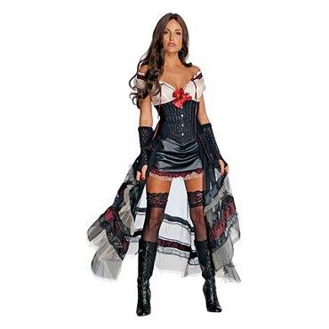 Jonah Hex Liliah Halloween Costume