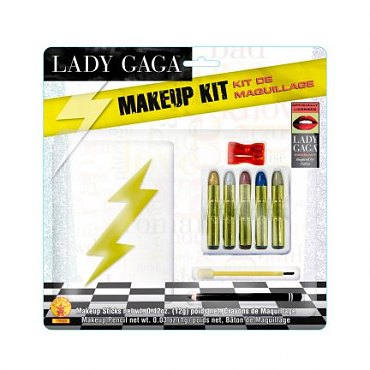 Lady Gaga Bolt Makeup Kit