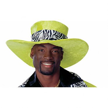 Lime Mac Daddy Hat