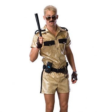 Deluxe Lt. Dangle Costume