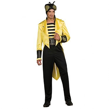 Male Yellow Jacket Bee Costume