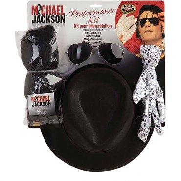 Michael Jackson Costume Kit