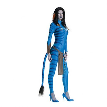 Avatar Movie Neytiri Adult Costume