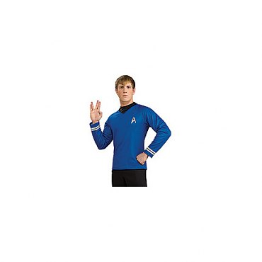 Star Trek Spock Costume Shirt