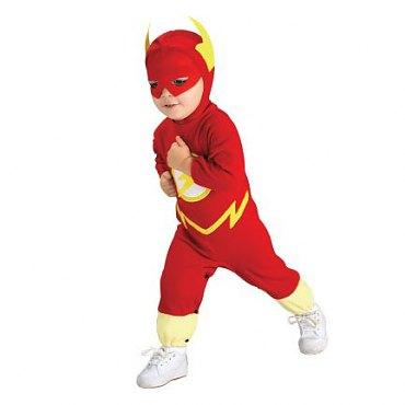 DC Comics The Flash Infant Costume