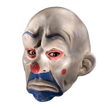 Batman The Dark Knight The Joker Clown Adult Mask