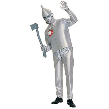 Wizard of Oz - Tin Man Costume