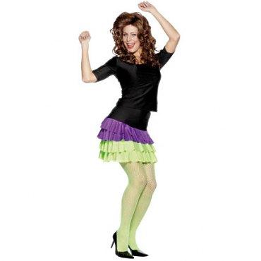 Womens 80s Costume