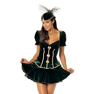 Miss Scarlet Costume