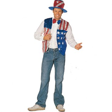 Patriotic Sam Costume