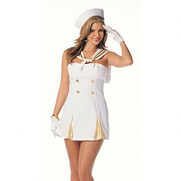 Sailor Woman Costume