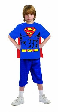 Child Superman T-Shirt