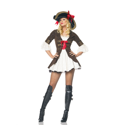 Girl Pirate Outfits