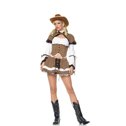 Cowboy costume for girls - photo#16