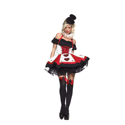 Playing Card Halloween Costumes Pretty Playing Card Costume