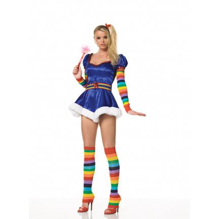 starburst girl costume - Girl Clown Halloween Costumes