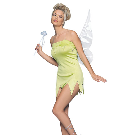 tinkerbell costume Thus, I said goodbye to the sexy Latina look and embraced the new fairer ME.