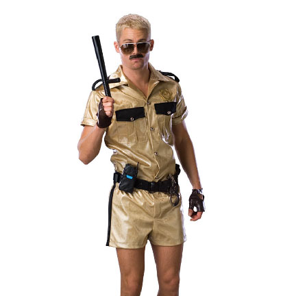 Deluxe Lt. Dangle Costume  sc 1 st  Halloween Playground : trophy wife halloween costume  - Germanpascual.Com