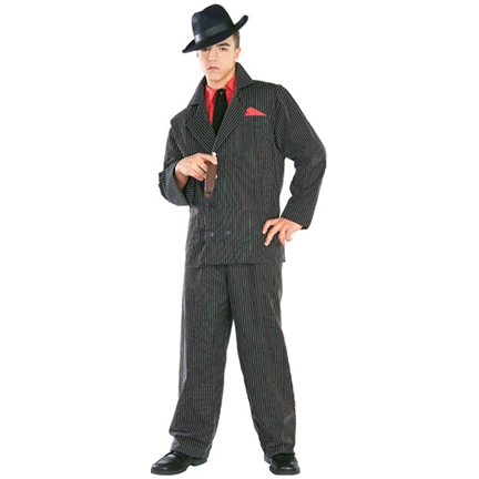 Flapper Costumes - Gangster Costumes - Zoot Suits and more Adult Halloween Costumes